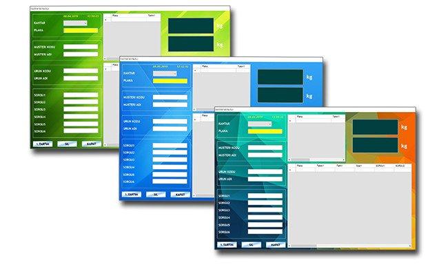 WinScale Şimdi 10 Farklı Tema Seçeneği ile Daha Renkli