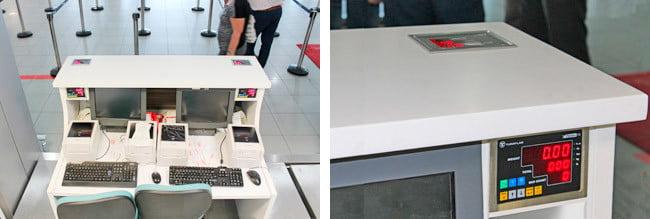 FlyLine Bagaj Tartım Sistemi ile check-in işlemleri her zamankinden daha hızlı