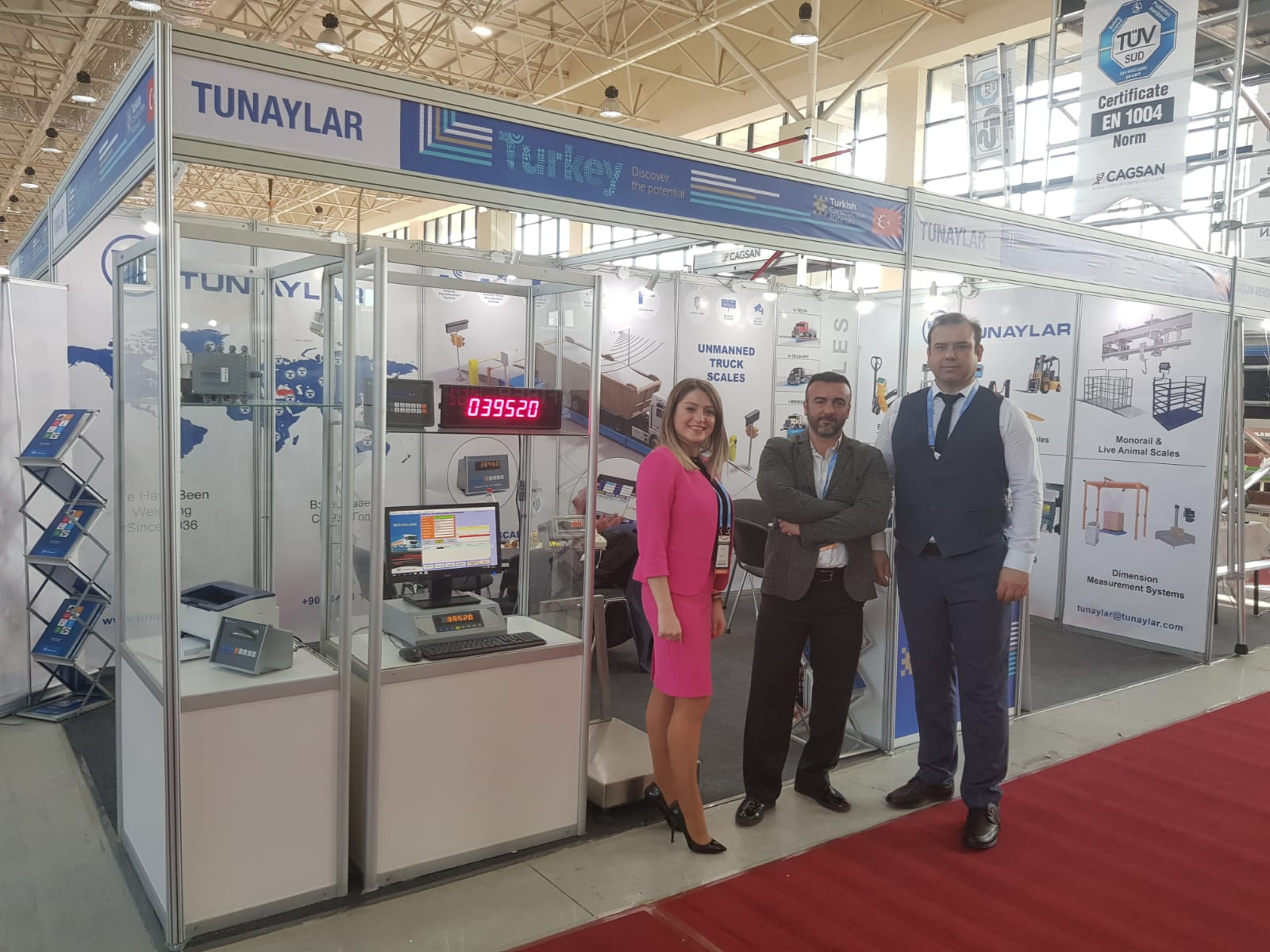 UZBUILD INTERNATIONAL BUILDING AND CONSTRUCTION EXHIBITION