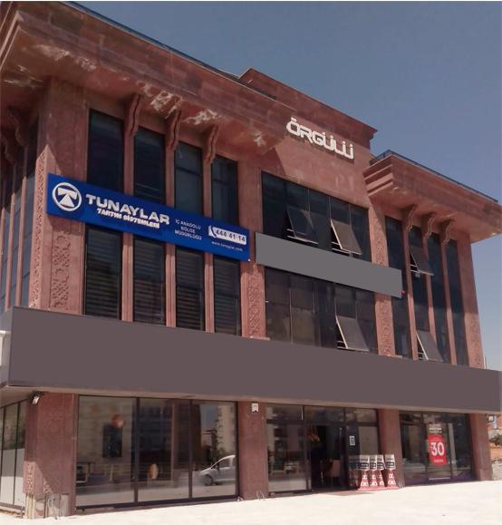 İç Anadolu Bölge Müdürlüğümüz Hizmete Açıldı